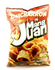 Chicharron [Mock Crackling] Vinegar & Chilli Flavour by Mang Juan | Buy Online at the Asian Cookshop